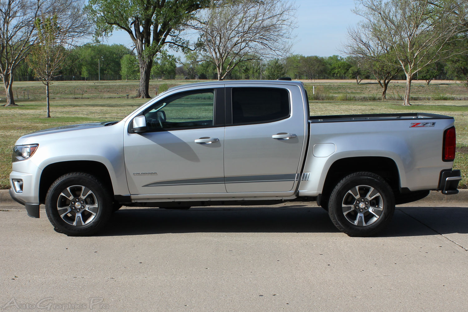 2015 2016 2017 2018 Chevy Colorado GMC Canyon Stripes ...