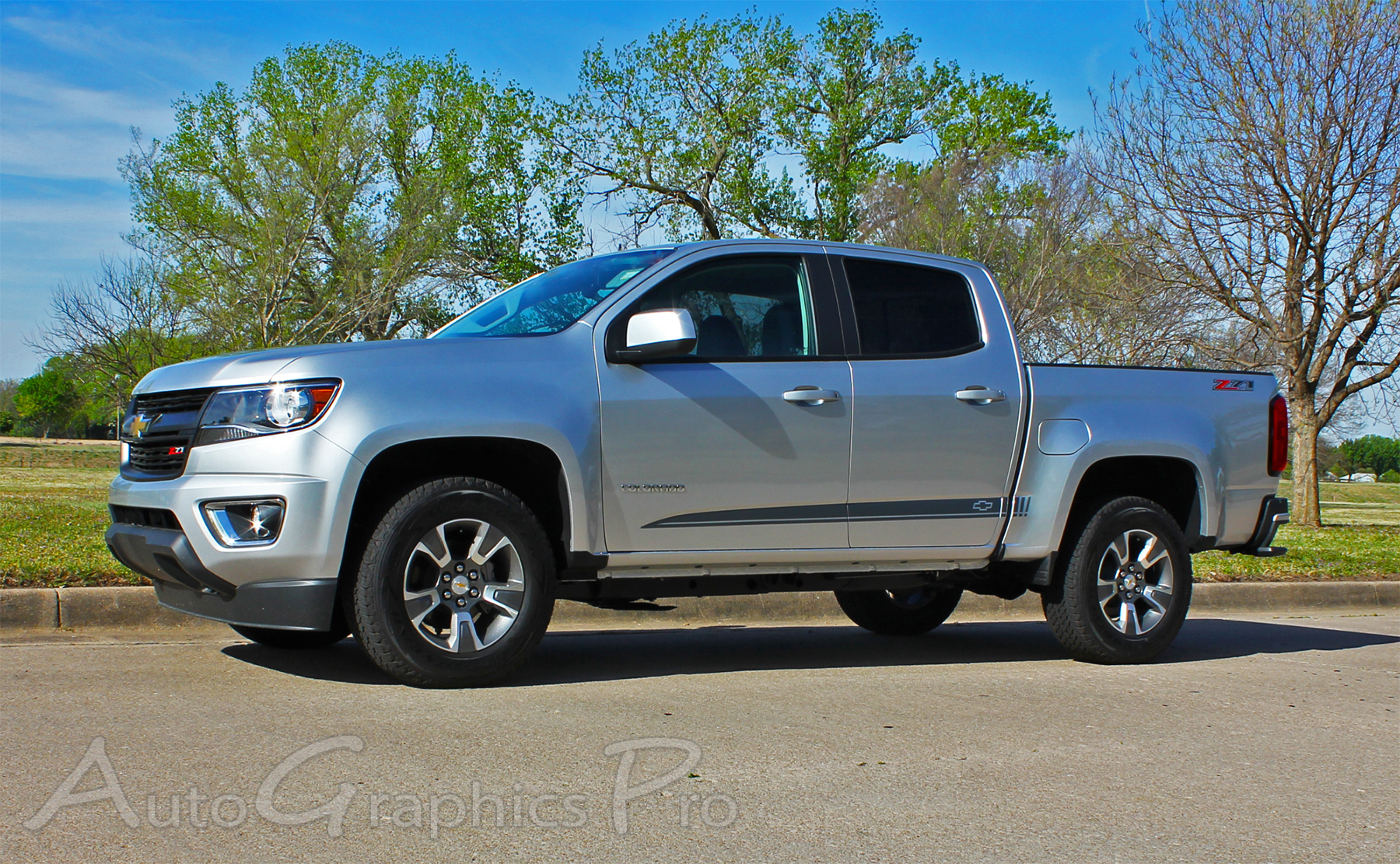 2015 2016 2017 2018 chevy colorado gmc canyon stripes. Black Bedroom Furniture Sets. Home Design Ideas