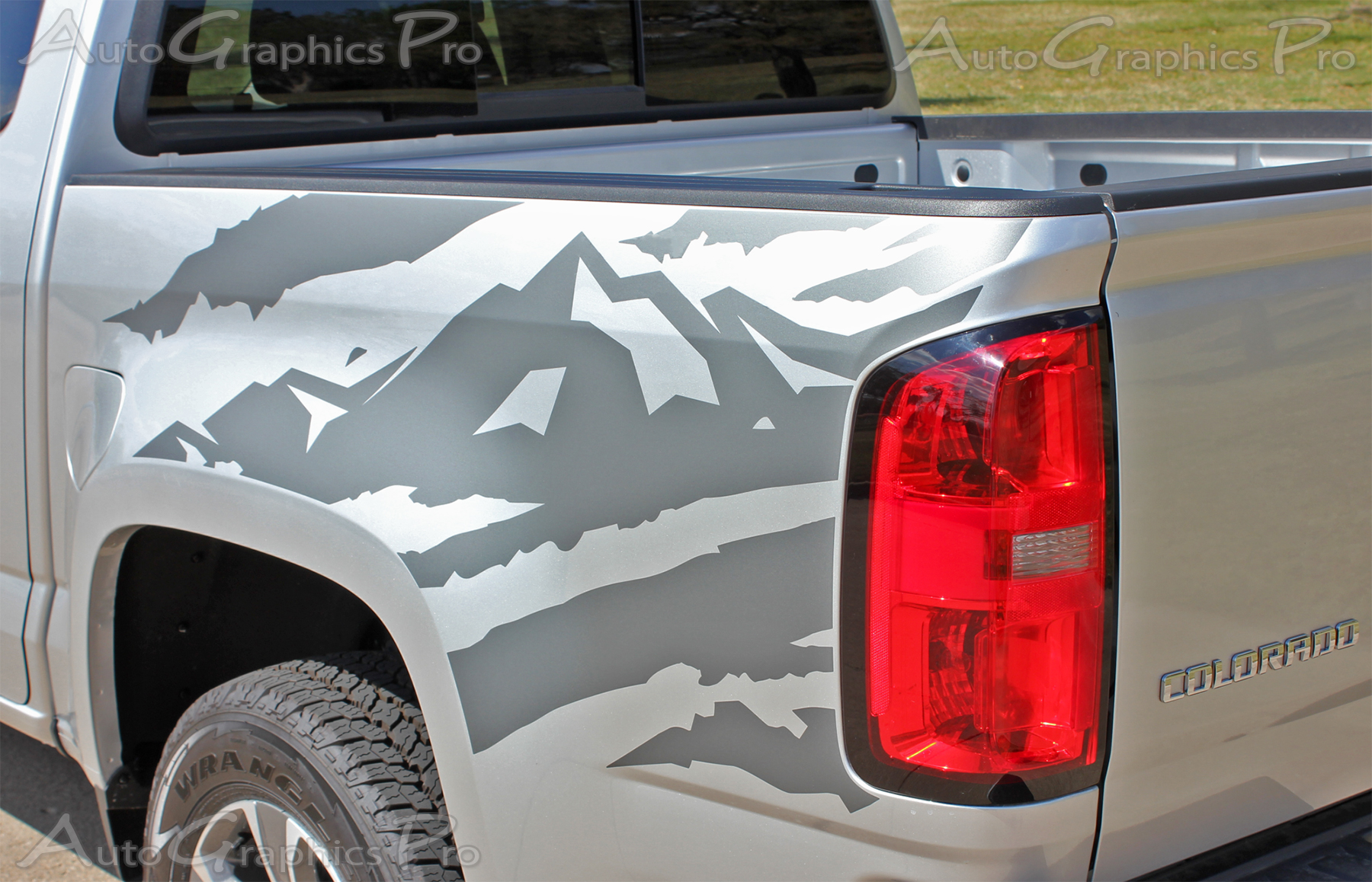 2015 2016 2017 2018 Chevy Colorado Truck Bed Stripes. Sunrise Service Banners. Wording Decals. Music Knoxville History Murals. Fang Decals. Wooden Murals. Inspector Gadget Logo. Goku Decals. Sport Suzuki Stickers