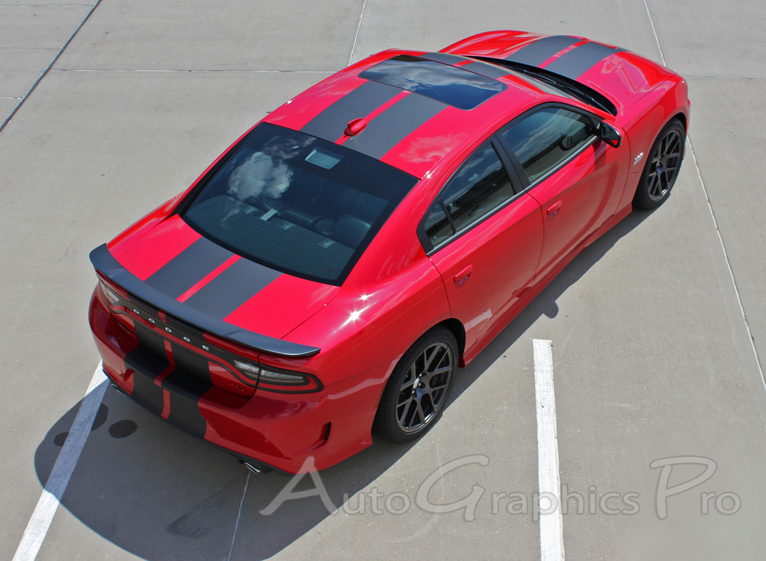 Dodge dodge charger with wing : 2015 2016 2017 2018 Dodge Charger Vinyl Racing Stripes