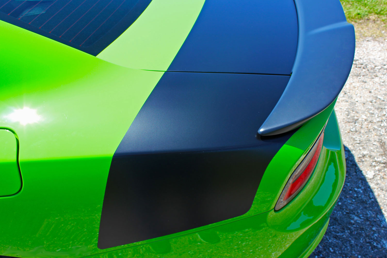 2015 2016 2017 2018 2019 Dodge Charger Trunk Stripes