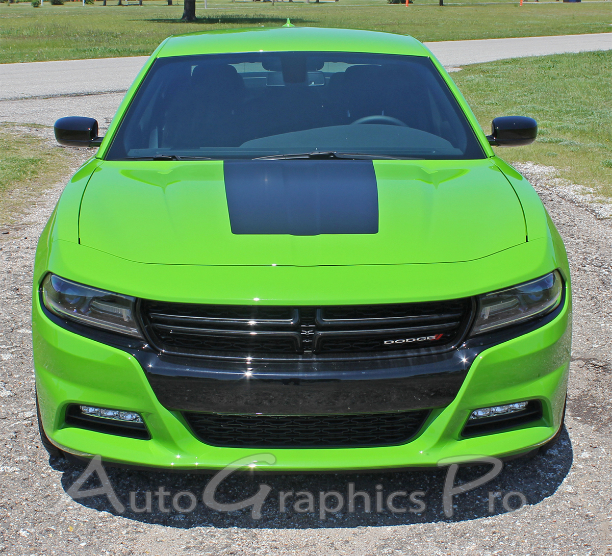 2015 2016 2017 2018 dodge charger vinyl decal hood 15 se. Black Bedroom Furniture Sets. Home Design Ideas