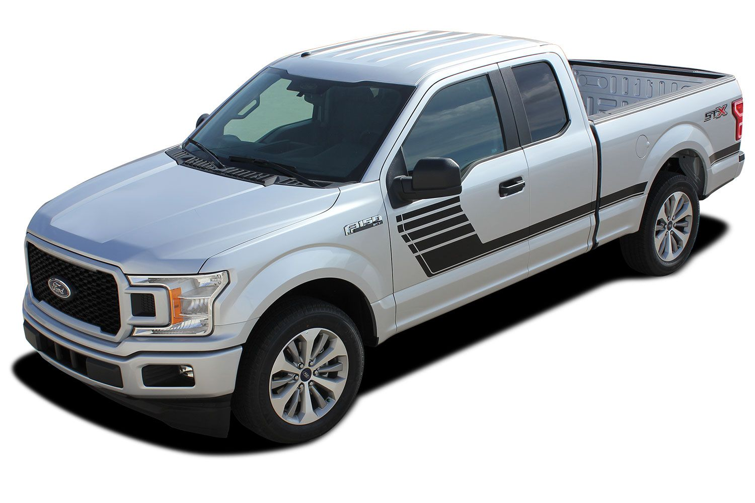 2015 2016 2017 2018 2019 ford f 150 stripes speedway special edition appearance package hockey. Black Bedroom Furniture Sets. Home Design Ideas