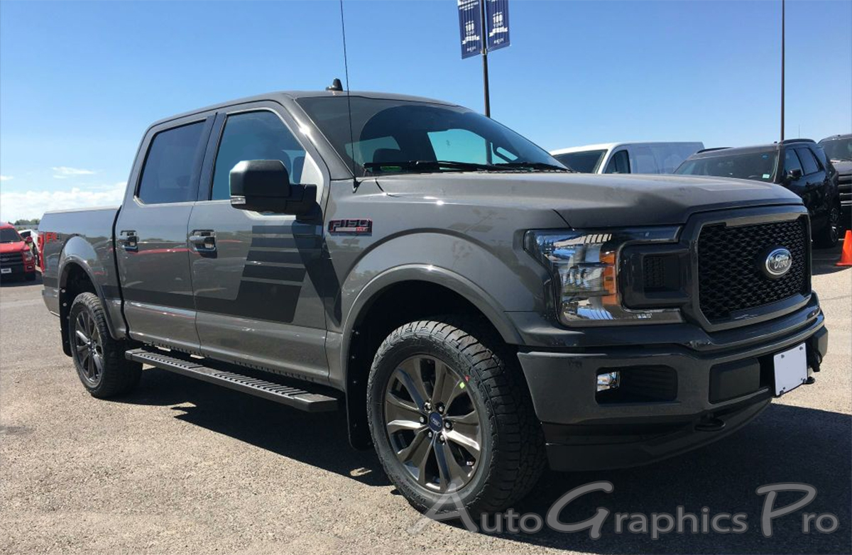2015 2016 2017 2018 2019 ford f 150 stripes lead foot special edition appearance package hockey. Black Bedroom Furniture Sets. Home Design Ideas