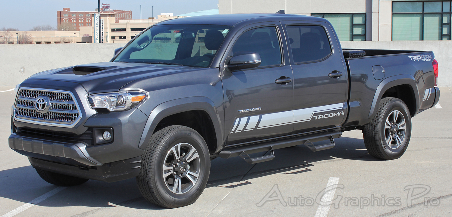 20152019 Toyota Tacoma Stripes Core Decals Lower Door. Cupcake Decals. Nature Stickers. Velocity Logo. Kawaii Stickers. Construction Stickers. Hackintosh Stickers. Eco Logo. Dimensional Murals