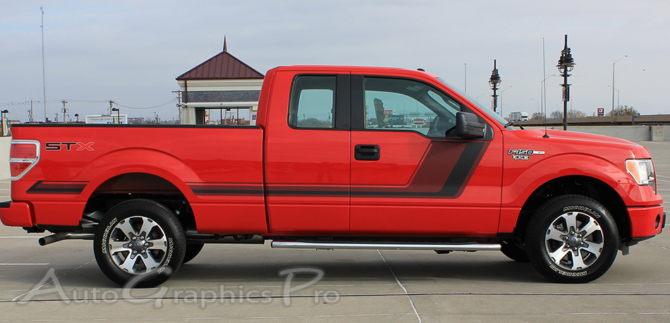 2009 2014 And 2015 2016 2017 2018 Ford F 150 Graphics