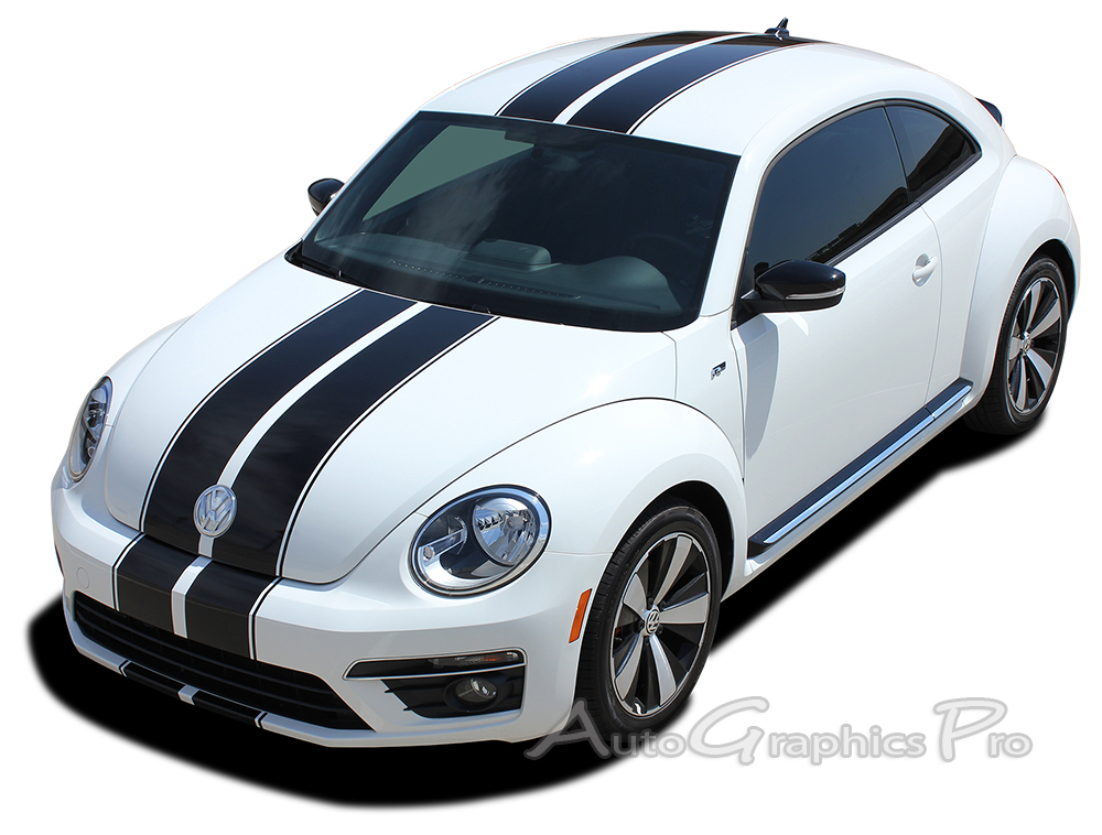 "2012-2018 Volkswagen Beetle ""RALLY"" Bumper to Bumper ..."