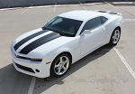2014-2015 Chevy Camaro BUMBLEBEE Factory Style Rally and Racing Stripes Kit for V6 Coupe Models Only