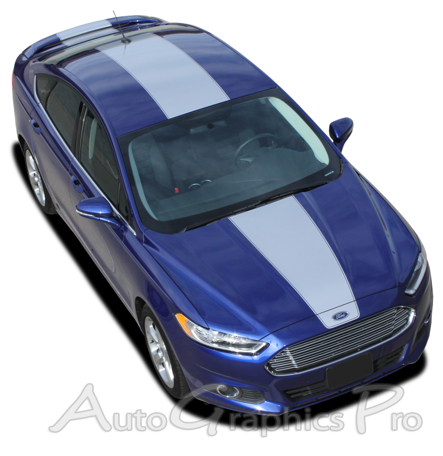 "Ford Tremor For Sale >> 2013-2018 Ford Fusion ""OVERVIEW"" Complete Center Hood Roof ..."