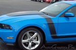 2010 - 2012 Ford Mustang