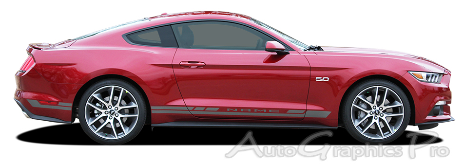 2015 2016 2017 Ford Mustang Quot Haste Rocker Quot Factory Oem