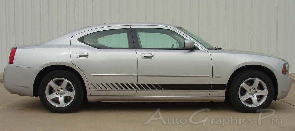 2006 2014 Dodge Charger Quot Rocker Strobes Quot Lower Rocker