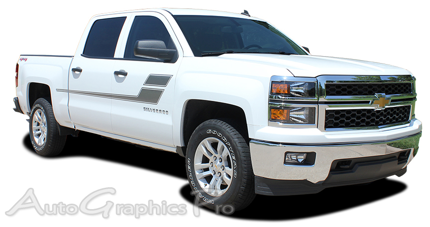2000 2017 2018 Chevy Silverado Quot Speed Xl Quot Truck Side Vinyl
