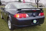 Acura RSX : Painted Rear Spoiler Wing fits 2002-2006 Models