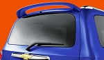 Chevy HHR : Painted Rear Spoiler Wing fits 2006-2010 Models