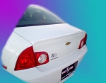 Chevy Malibu : Painted Rear Spoiler Wing fits 2009 - 2012 Models