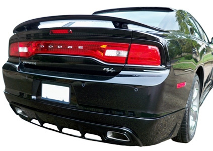 home painted spoilers dodge spoilers wings dodge charger rt painted rear spoiler wing fits 2006 2013 models - Dodge Charger 2013 Rt