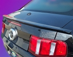 Ford Mustang : Painted Rear Spoiler Wing fits 2010-2014 Models