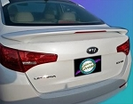 Kia Optima : Painted Rear Spoiler Wing fits 2011-2013 Models