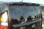 Kia Soul : Painted Rear Spoiler Wing fits 2010-2013 Models