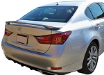 Lexus GS350 : Painted Rear Spoiler Wing fits 2013 Models
