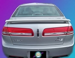 Lincoln MKZ : Painted Rear Spoiler Wing fits 2010 - 2011 Models