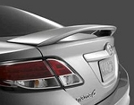 Mazda 6 : Painted Rear Spoiler Wing fits 2009 - 2012 Models