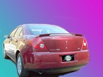 Pontiac G6 (4 Door) : Painted Rear Spoiler Wing fits 2005 - 2009 Models