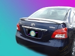 Toyota Yaris : Painted Rear Spoiler Wing fits 2007 - 2011 Models