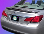 Toyota Avalon : Painted Rear Spoiler Wing fits 2011-2012Models