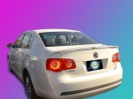 Volkswagen Jetta : Painted Rear Spoiler Wing fits 2006 - 2010 Models