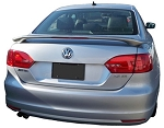 Volkswagen Jetta : Painted Rear Spoiler Wing fits 2013 Models
