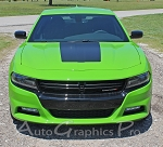 2015 2016 2017 2018 Dodge Charger Vinyl Decal