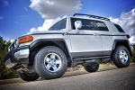 Why Purchase Toyota FJ Cruiser Vinyl Graphics and Automotive Stripe Decal Kits from AutoGraphicsPro?