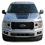 2015 2016 2017 2018 Ford F-150 Hood Decals SPEEDWAY HOOD Graphics Special Edition Appearance Package Vinyl Graphic Kit