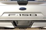 2018 Ford F-150 Tailgate Decals SPEEDWAY TEXT INLAYS Vinyl Graphic Kit