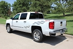 2000-2017 2018 Chevy Silverado Vinyl Graphics Stripes
