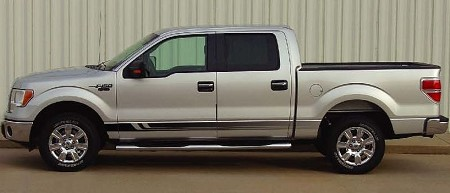 Ford F 150 F 250 Quot Viking Quot Lower Rocker Fade Style