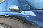 "2014 Fiat 500L ""SIDEKICK"" 4-Door Stripes Vinyl Graphic Kit"