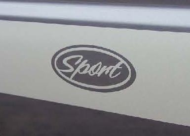 """ROCKER STROBES"" Lower Rocker Stripes Vinyl Decal Graphics"