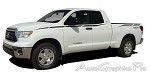 "2007-2013 Toyota Tundra ""UPRISE"" Vinyl Sides Graphics Kit"
