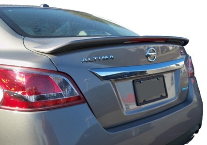Nissan Altima Painted Rear Spoiler Wing Fits 2013 Models