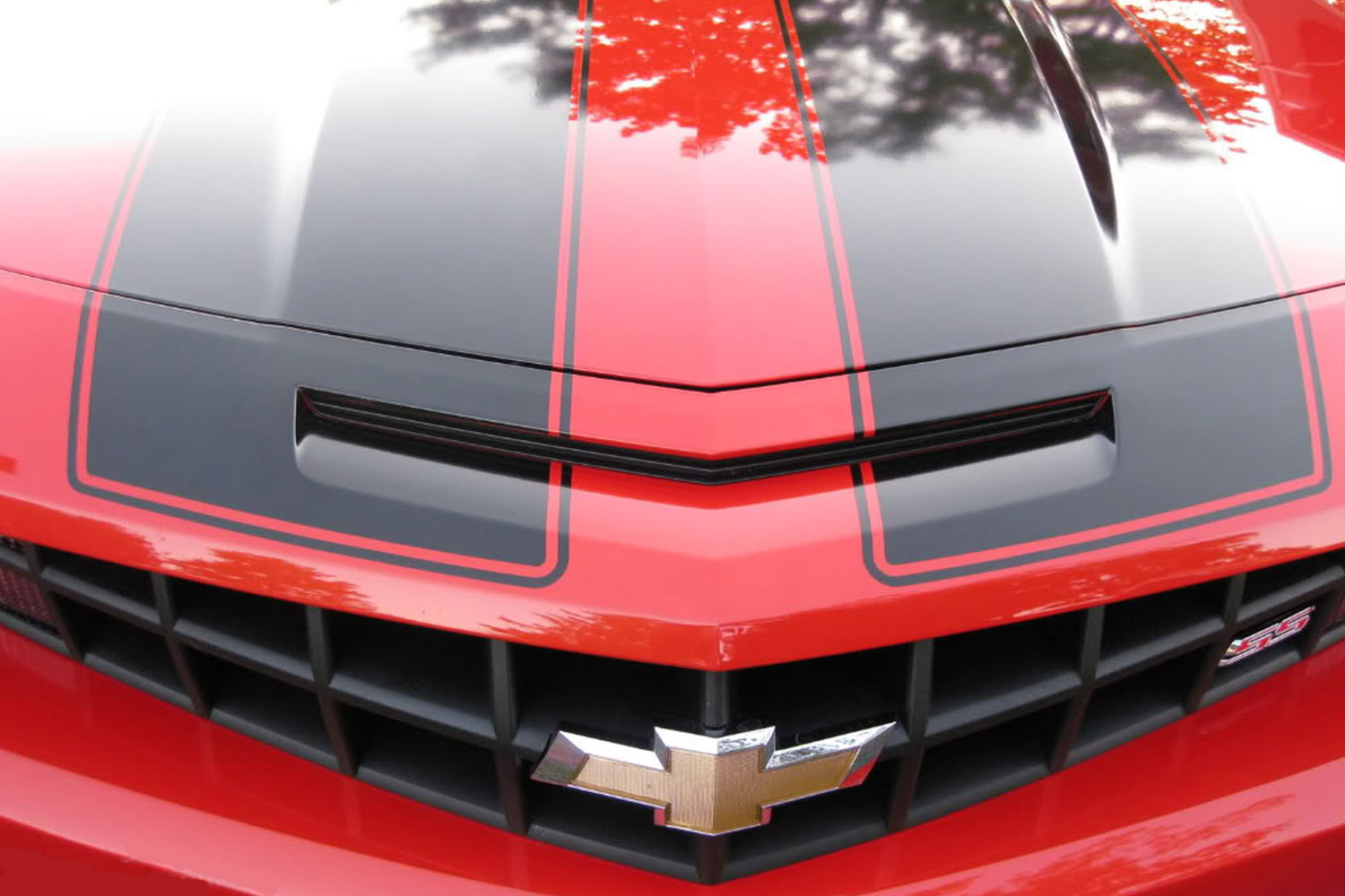 "Dodge Dakota 2012 >> 2010-2013 or 2014-2015 Chevy Camaro ""BUMBLEBEE"" Style ..."