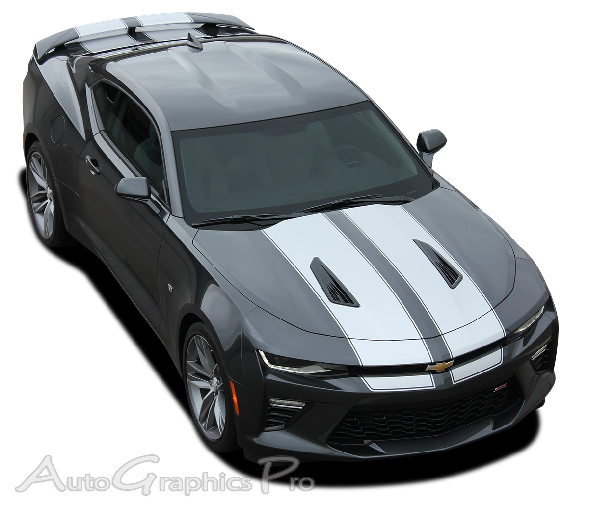 Camaro Stripes, 2016-2018