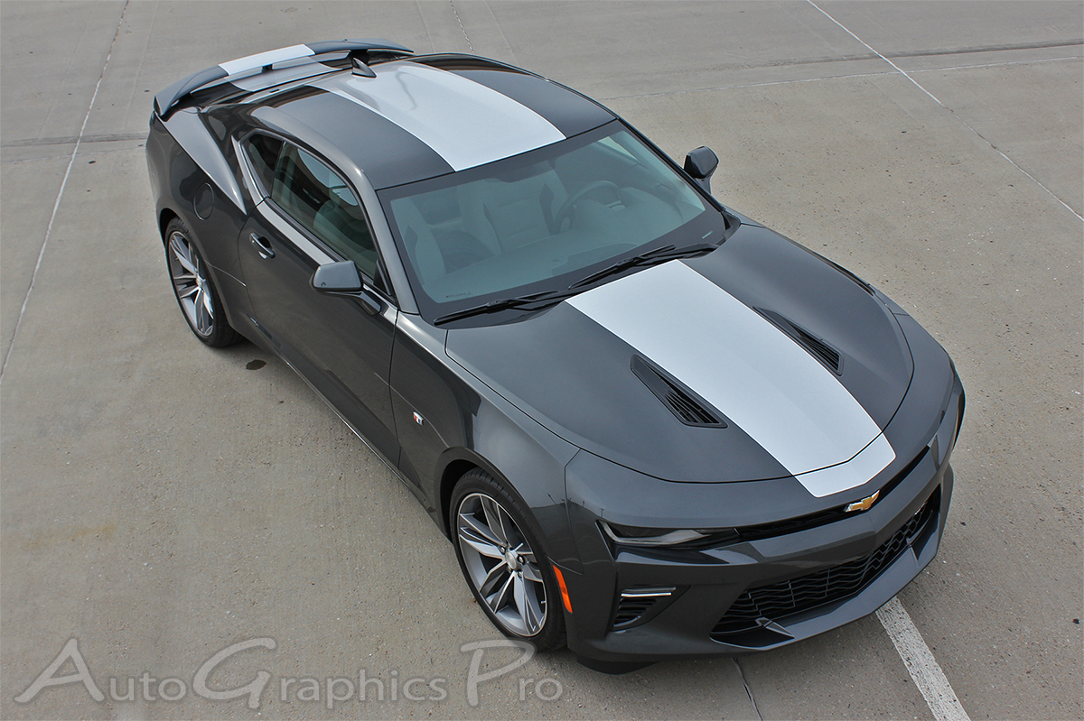 2016 2017 2018 Chevy Camaro OVERDRIVE Center Wide Hood ...