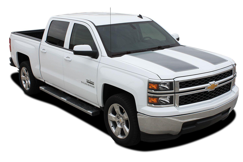 "2014-2015 Chevy Silverado ""1500 RALLY"" Edition Style Truck ..."