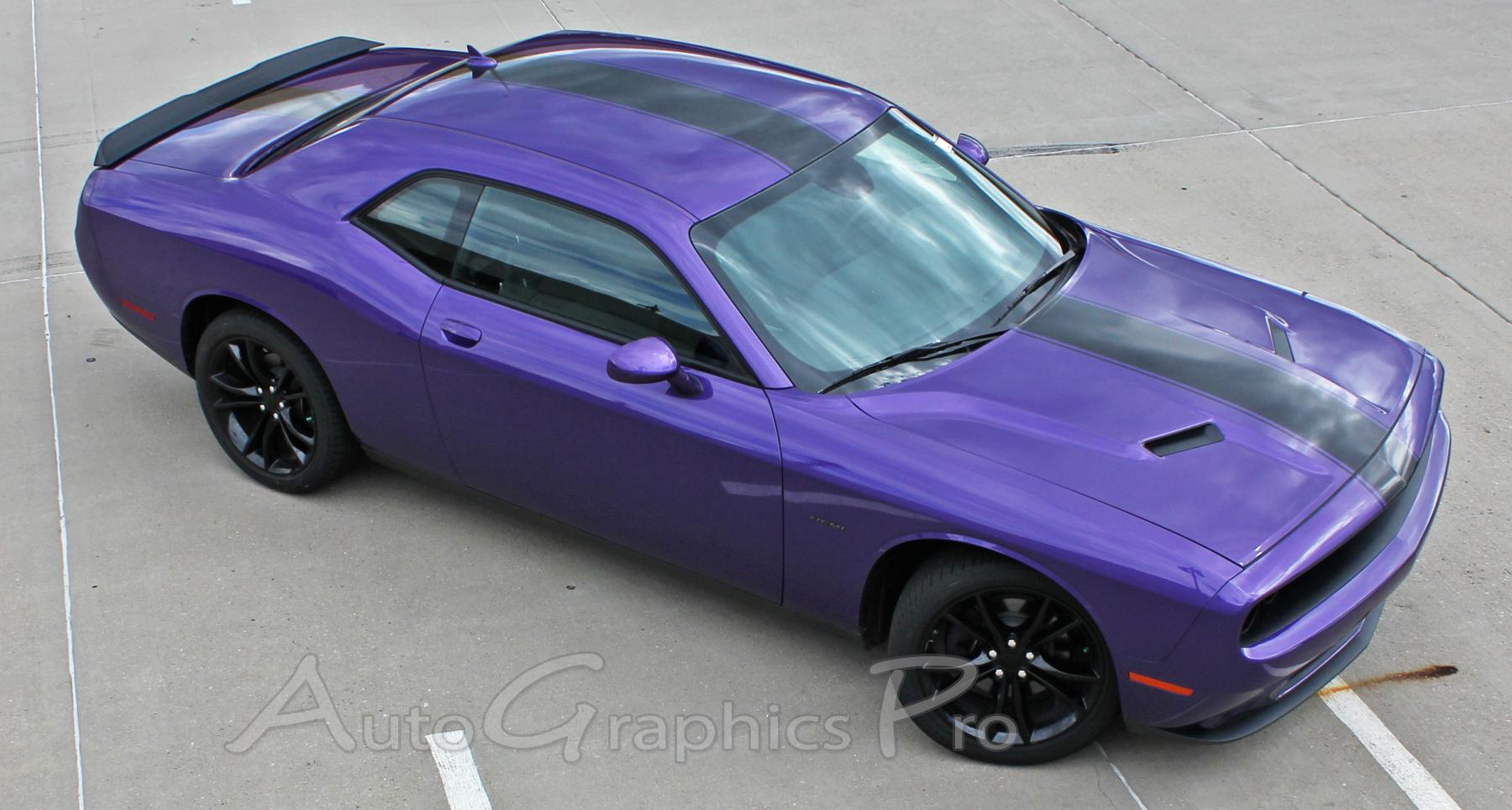 2015 2016 2017 2018 2019 Dodge Challenger Stripes