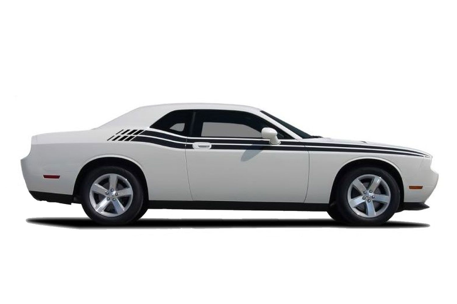 2008 2010 2011 2019 Dodge Challenger Door Stripes Dual
