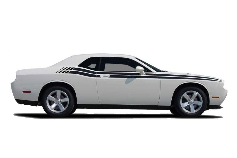 2008 2010 2011 2019 Dodge Challenger Door Stripes Dual