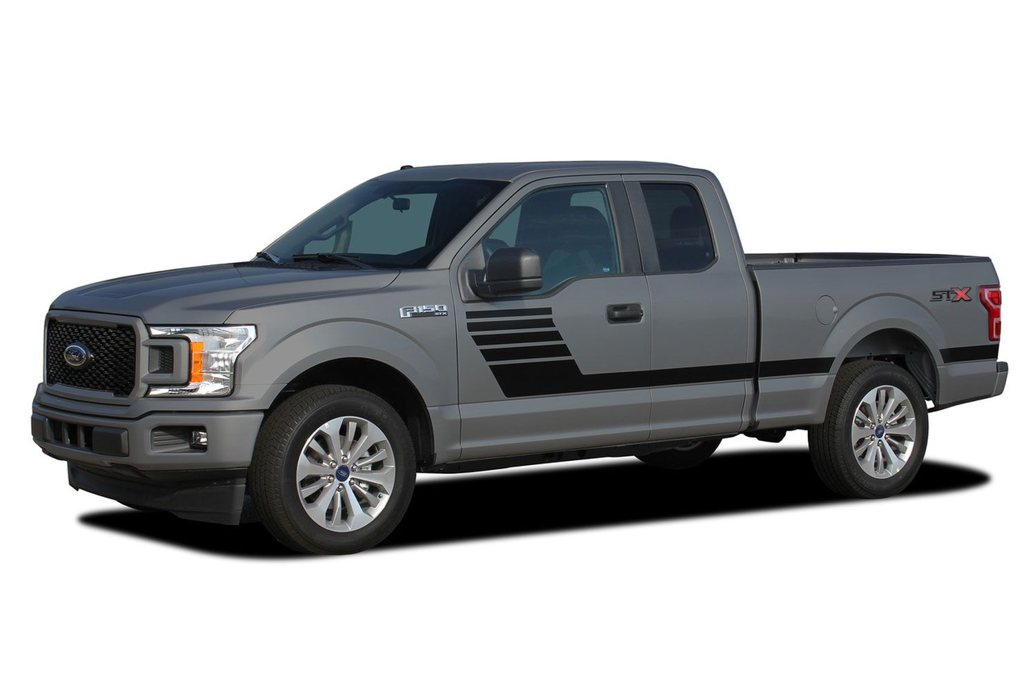 2015 2019 Ford F 150 Stripes Lead Foot Combo New Edition